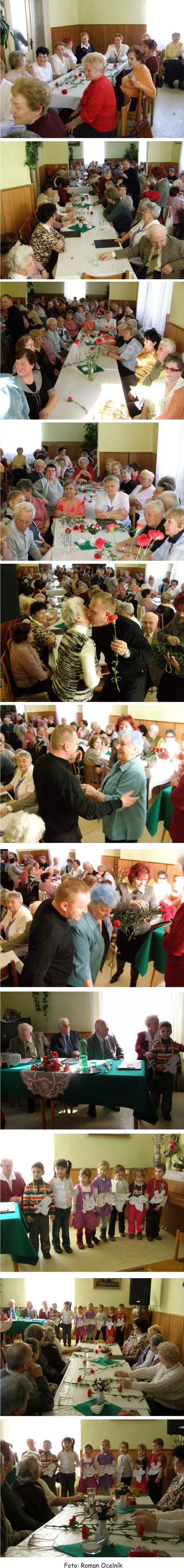 klub dôchodcov Rožňava