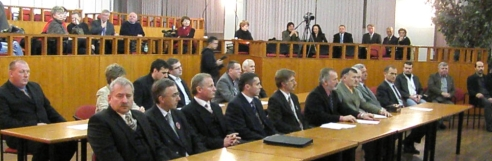 MZ Rožňava - poslanci a primátor