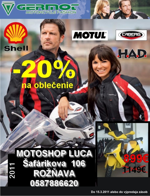 LUCA MOTOSHOP