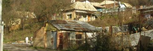 Rožňava - cigánska osada