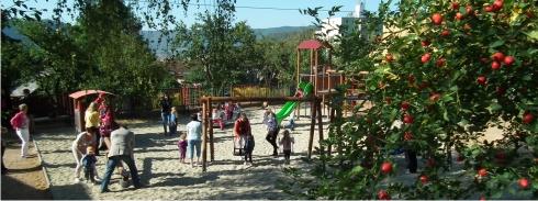 nové detské ihrisko v roznave