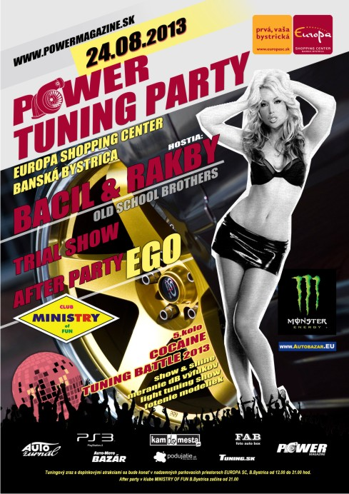 Pover tuning party