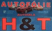 Autofólie - autosklá H&T