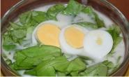 Šalátová polievka