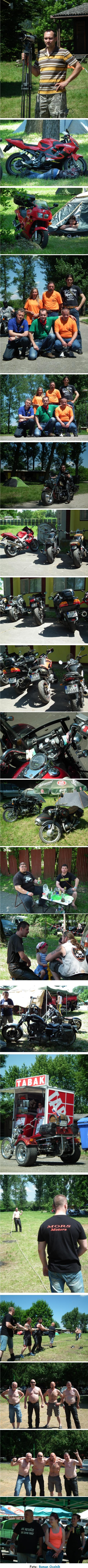 Motozraz Biker – Triker Meeting Tornaľa