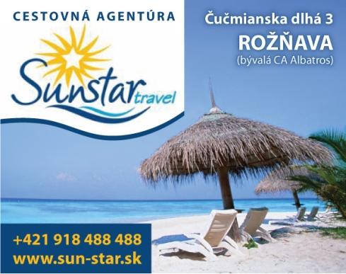 Cestovná agentúra SunStar travel