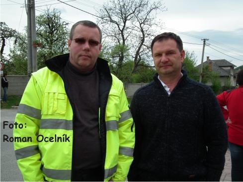 Roman Ocelník a Zoltán Karafa