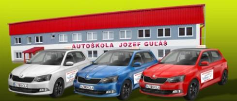 Autoškola Guľáš Jozef Rožňava
