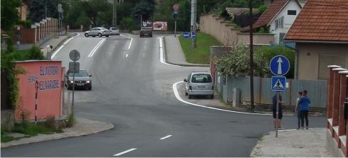 Páterova ulica Rožňava