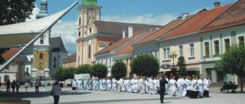 Diakonská a kňazské vysviacky