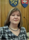 Erika Szabadosová, poslankyňa Z Rožňava