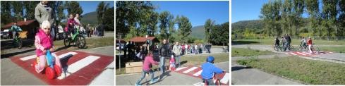 Detské dopravné ihrisko Rožňava